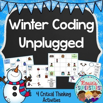 Winter Coding Unplugged