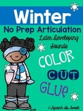 Winter Articulation: Later Developing Sounds