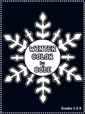 Color by Code (Winter)