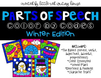 Winter Color by Codes