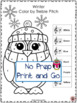 Winter Music Activities: Color by Music Symbols