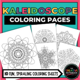 Distance Learning Coloring Pages for ANY Occasion! | Kalei