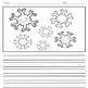 Winter Coloring Journal