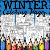 Winter Coloring Pages | 20 Fun, Creative Designs