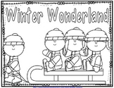 Winter Coloring Sheets {Free}