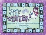 Winter Common Core Math Centers