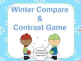 Winter Compare & Contrast Game