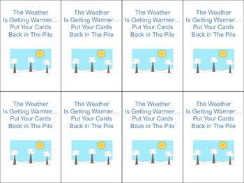 Winter Compare & Contrast Game