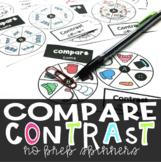 Winter Compare and Contrast Activities