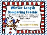 Winter Comparing Length Center