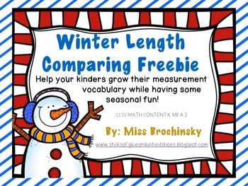 Winter Comparing Length Center