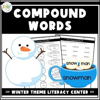 Winter Compound Words