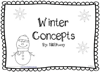 Winter Concepts