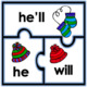 Winter Contraction Puzzles