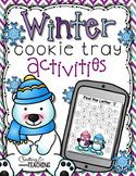 Winter Cookie Tray Activities
