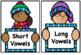 Winter Cookie Vowel Sort