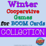 Winter Cooperative Games for BOOM Cards COLLECTION