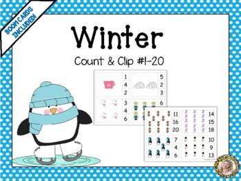 Winter Count & Clip 1-20