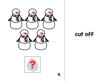 Winter Count It Out Adapted Book