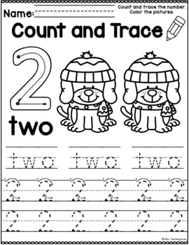 Winter Count and Trace