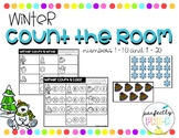 Winter Count the Room (1-10)