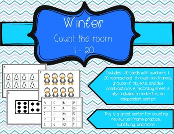 Winter Count the Room 1 - 20