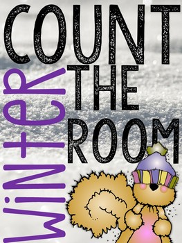 Winter Count the Room (Numbers 1-20)