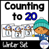 Numbers 1-20: Winter