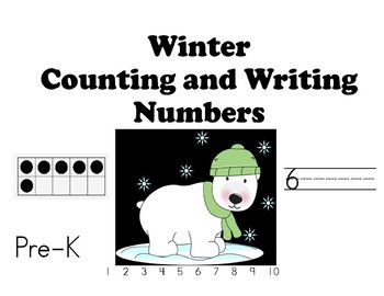 Winter Counting 1-10 and Writing