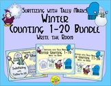 Winter Counting 1-20 Bundle {Subitizing with Tally Marks}