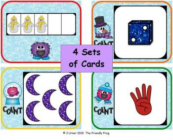 Winter Counting 1-5 for Beginners Bundle