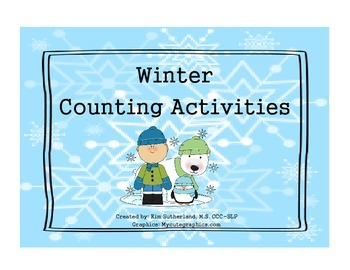 Winter Counting Activities