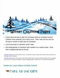 Winter Counting Activity Pages