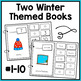 Winter Counting Adapted Books for Special Education and Autism
