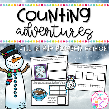 Winter Counting Adventures for Task Boxes