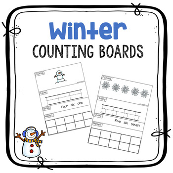 Winter Counting Boards
