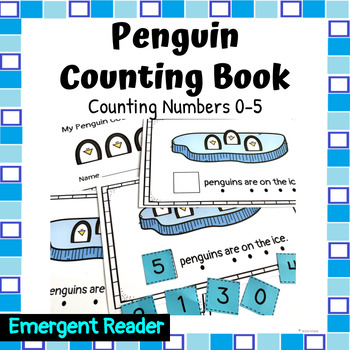Winter Counting Book 0-5, Emergent Reader