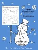 January Winter Math - Preschool / Kindergarten