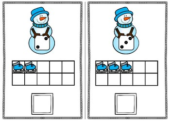 Winter Counting Cards