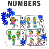 Winter Counting Clip Cards 1-20 #DecemberDeals