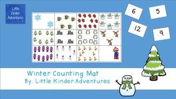Winter Counting Mat