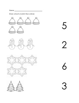 Winter Counting Match