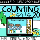 Winter Counting On   Made for Google Classroom™️