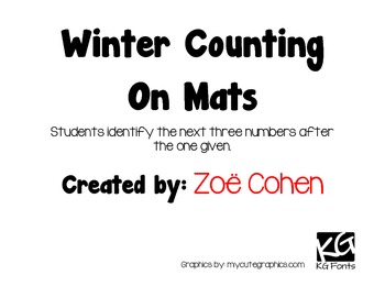 Winter Counting On Mats