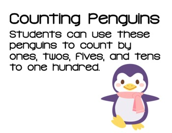 Winter Counting Penguins