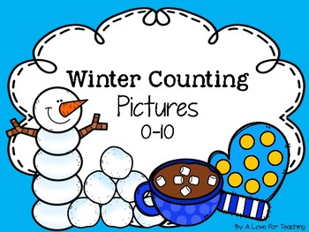 Winter Counting Pictures 0-10