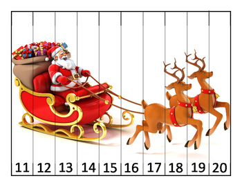 Winter Counting Puzzles