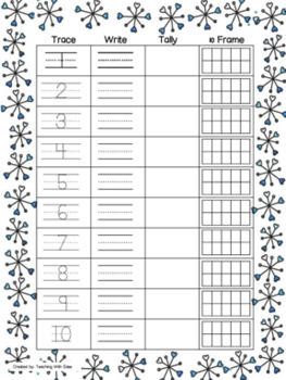 Winter Counting, Writing, and Tally Marks