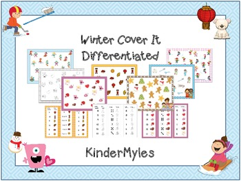 Winter Cover It! Differentiated