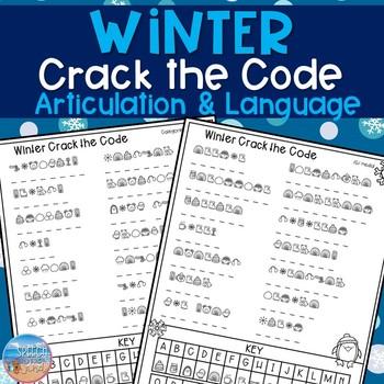 Winter Crack the Code: Articulation & Language